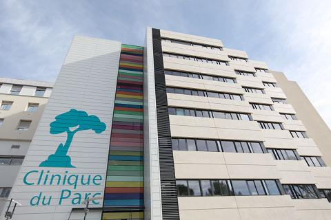 clinique du parc Castenau-le-lez