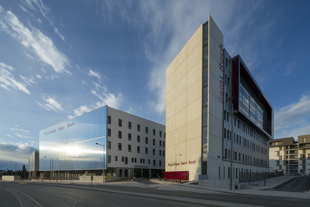 clinique Saint Roch Montpellier