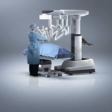 Robot chirurgical Da Vinci XI clinique du millenaire montpelllier
